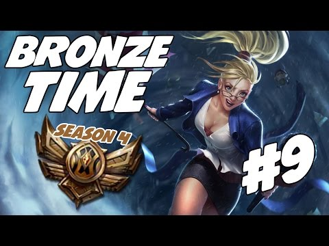BRONZE TIME || SEASON 4 || RUMBLE CHE DRIFTA CON IL VOLANTE DELLA PLAYSTATION!