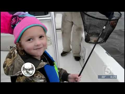 Southern Woods and Waters: The Girls go Fishing! p2