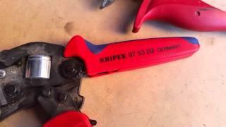 Пресс для наконечников  knipex 97 53 09 от 0.08-16(Электромонтажный инструмент., 2016-01-20T20:25:17.000Z)