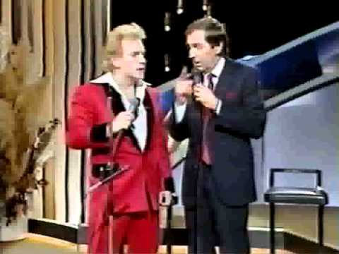 Des and Freddie
