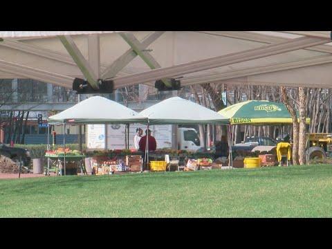 The Minneapolis Farmers Market Is Open