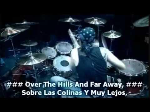 NIghtwish-17-Over The Hills And Far Away(End Of Era Español- English)