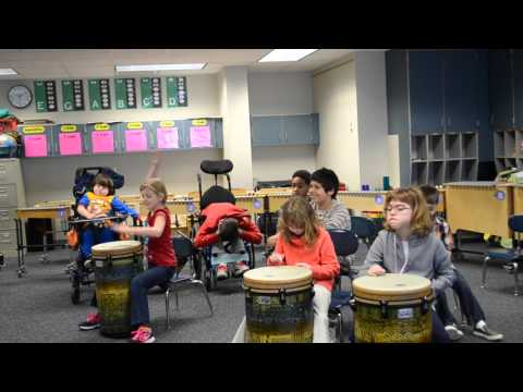 Teaching Music to Students with Special Needs-  Mice in the Attic