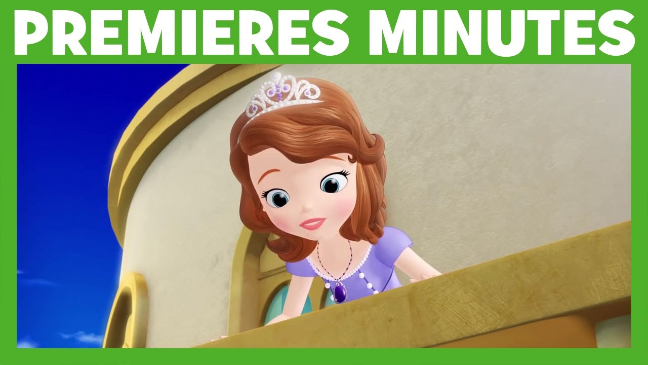 Princesse Sofia Au Royaume Des Sirenes Premieres Minutes