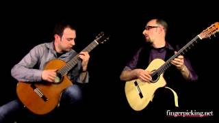 �������� ���� Fragile (Sting) - Bruskers Guitar Duo ������