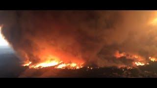 Carr Fire Redding CA 2018 07 Fire Tornado