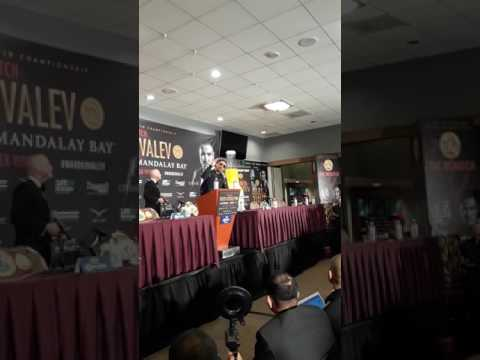 """WARD speaks on the racist n haters in boxing """"THEY"""""""