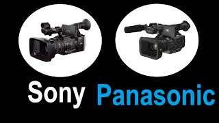 Panasonic HC-X1 vs Sony FDR-AX1