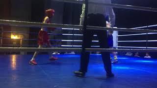 женский бокс девочки мищенко полина чу по боксу девочки 37 8.02.18