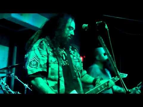 Soulfly - American Steel @ The Korova - San Antonio, TX