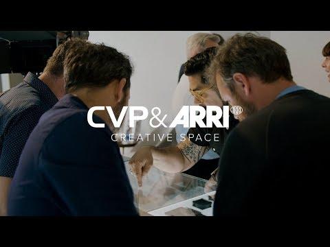 CVP & ARRI Creative Space Opening