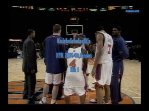 New York Knicks - KS24 NE-BOTC 2005-06 NYK Mix