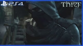 PS4 - Thief - Story Gameplay Trailer [#VGX 2013]