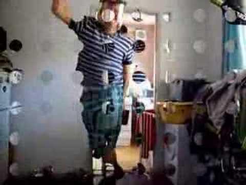 johnny trotter BELGUIM jumpstyle PISSTAKE
