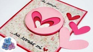 tarjetas de amor para mi novio fciles de hacer tarjetas de san valentin corazones pintura facil