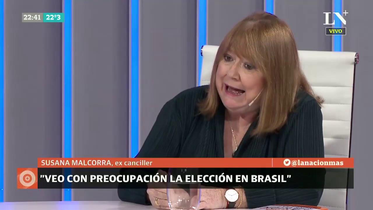 Carlos Pagni, con Susana Malcorra: ¿Puede surgir un Bolsonaro en la Argentina? - Odisea Argentina