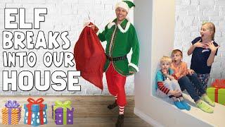 Crazy Elf Ruins Christmas!! {skit}
