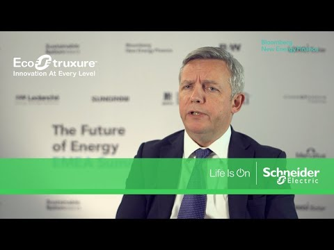 Trends Disrupting the Energy Industry: Bloomberg New Energy Finance