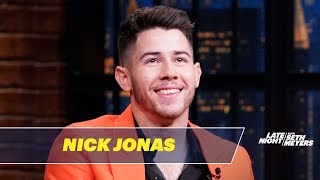 Nick Jonas Dreamed of Playing Baseball at Northwestern University