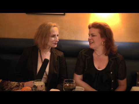 Best Actress Nominee Leila Robins & Catherine Curtin