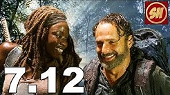 THE WALKING DEAD STAFFEL 7 FOLGE 12 - THE TALKING DEAD auf Deutsch | Serienheld