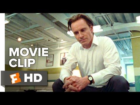 Steve Jobs Movie CLIP - Time Magazine Quote (2015) - Michael Fassbender Movie HD
