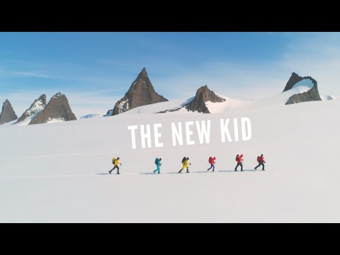 THE NEW KID: W/ Savannah Cummins, Ana Pfaff, Conrad Anker, Jimmy Chin, Cedar Wright and Alex Honnold
