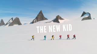 THE NEW KID: W/ Savannah Cummins, Ana Pfaff, Conrad Anker, Jimmy Chin, Cedar Wright and Alex Honnold
