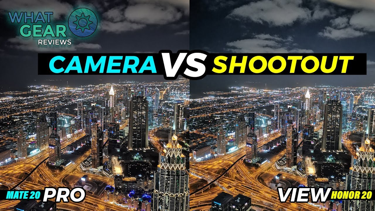 Honor View 20 Vs Huawei Mate 20 Pro - Camera Comparison — WhatGear Net