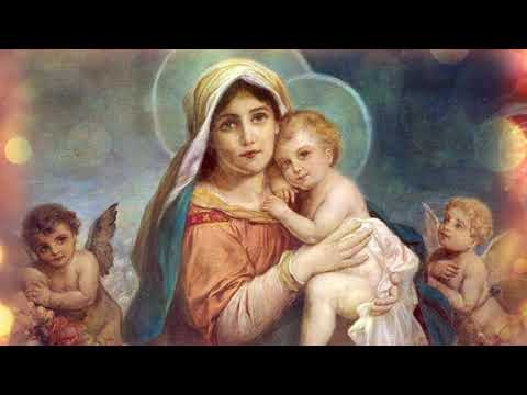 Возлюбленная Мать Мария глазами гениев искусства.