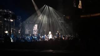 Tori Kelly Performing Hollow With A FULL Orchestra 01 06 16