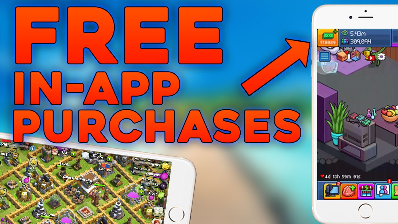 how to get in app purchases for free with jailbreak
