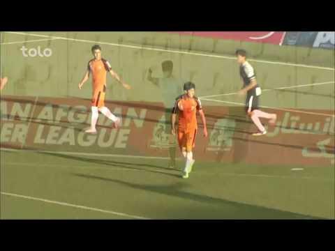 RAPL 2016: Mawjhai Amu vs Simorgh Alborz - Highlight