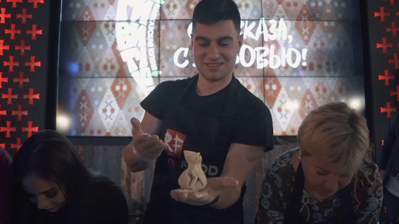 Ресторан Гиви Ту Ю - ТРЦ Карамель