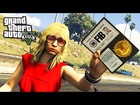 LSPD STOP THE VEHICLE - GTA 5