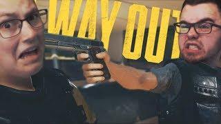 A Way Out Walkthrough w/ Girlfriend #6 Vincent surprises us all by ...