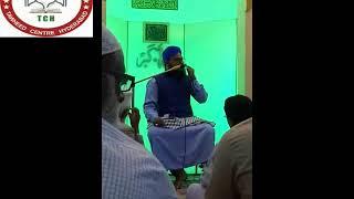 Khole Baal Rakhne Wali Aurat Ka Anjam....BY Mufti Monauwar Hussain Ashrafi