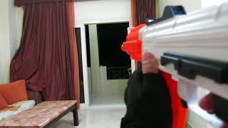 BEST AK NERF orbeegun video кращий АК нерф TOY GUN автомат орбіз