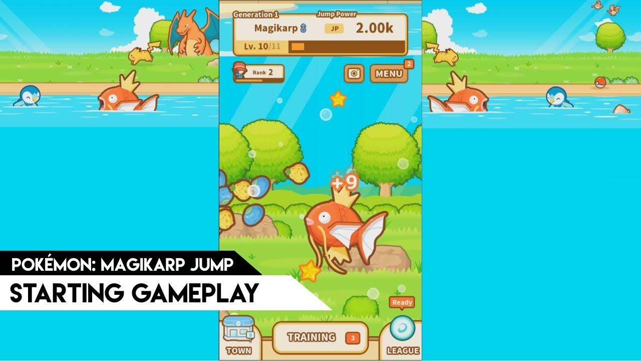 Pokémon: Magikarp Jump Cheats