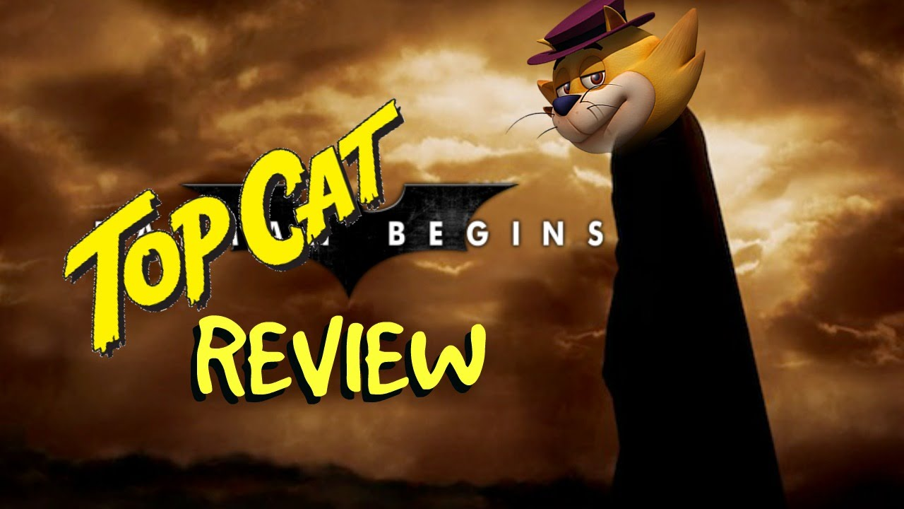 top cat begins movie review- that u0026 39 s no moon