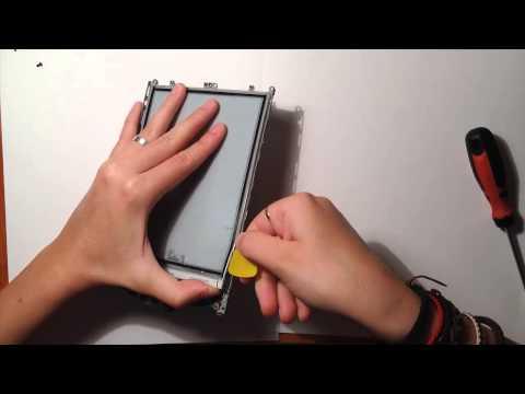 Cambio De Pantalla Ebook Sony PRS T1 RC
