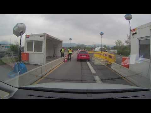 Grenzkontrolle Kiefersfelden