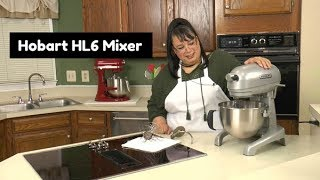 Hobart N50 Stand Mixer ~ RARE HL6 Mixer ~ Hobart vs. KitchenAid Mixer ~ Amy Learns to Cook