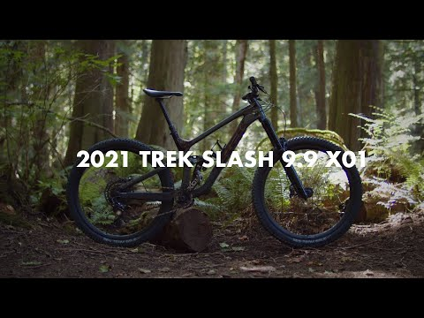 2021 Trek Slash 9.9 X01 // Bike Review