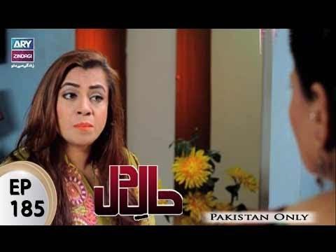 Haal-e-Dil - Ep 185 - ARY Zindagi Drama