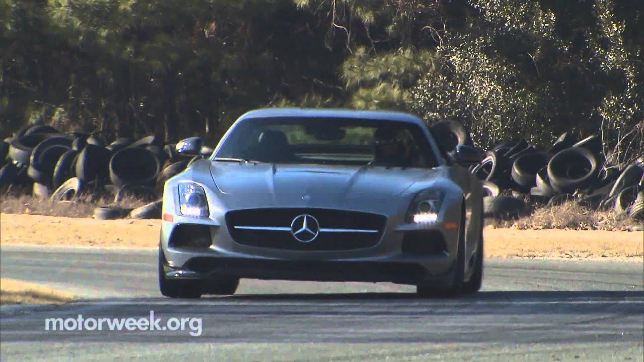 Mercedes Benz Sls Amg Black Series 2014