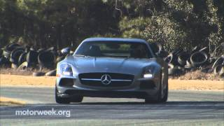 Road Test: 2014 Mercedes-Benz SLS AMG Black Series