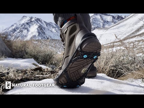 Due North Everyday Pro Winter Traction Aids Review | Natural Footgear