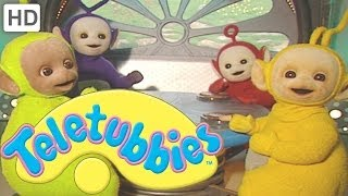 Teletubbies: The Beach - Full Episode