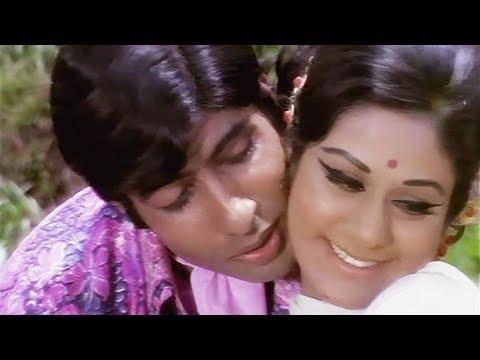Dil Tera Hai Main Bhi Teri Hoon Sanam - Amitabh Bachchan - Bombay To Goa - Classic Hit Romantic Song